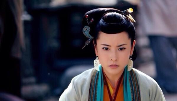 Dương Minh Na vai Hoàng Dung.