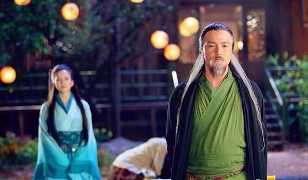 Lý Minh Thuận vai Hoàng Dược Sư.