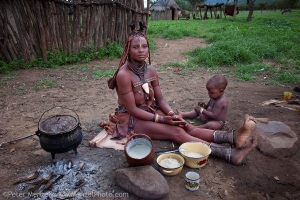 Khẩu phần ăn của mỗi người ở khắp nơi trên thế giới có gì?