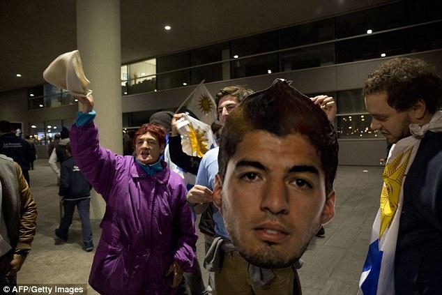 Người Uruguay cho biết họ sẽ đoàn kết hơn bao giờ hết