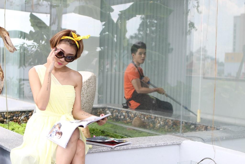 Radio 88.8 - Lộ thư tình Will (365) viết cho Yumi Dương