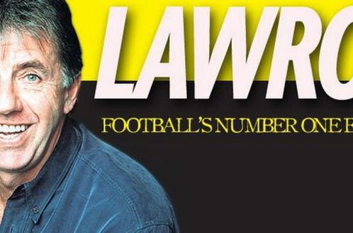 """Bình luận viên nổi tiếng Mark Lawrenson đang bị chỉ trích vì bình luận """"nhảm nhí"""". Ảnh: BBC"""