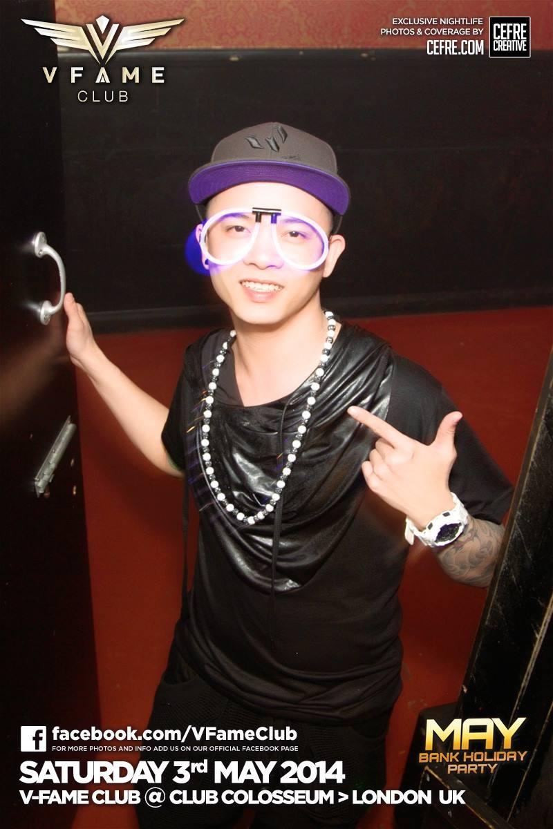DJ Tommy tại VFAME Club