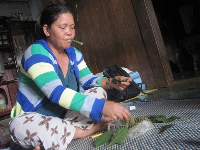 Làng của những phụ nữ thà nhịn đói không chịu bỏ thuốc rê
