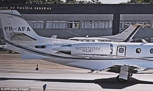Rớt máy bay ở Brazil, ứng cử viên tổng thống thiệt mạng