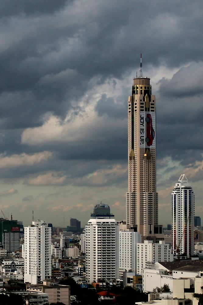 """""""Xanh mặt"""" với những công trình cao tận mây xanh"""