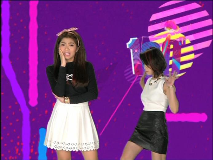 Nhưng điều lo lắng đó đã thành hiện thực khi Thái Trinh – một cô ca sĩ 21 tuổi vô cùng nghịch ngợm chính là khách mời đặc biệt ở 100 Độ tuần này.