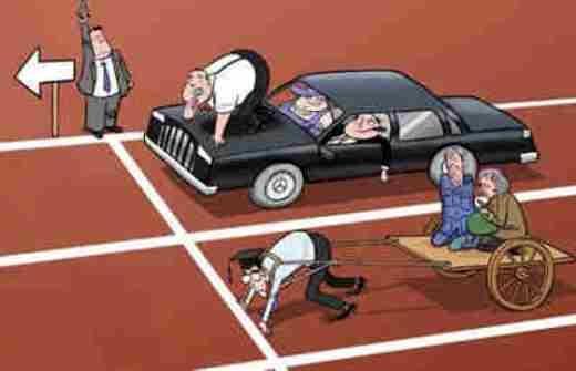 Người ta bảo rằng, xuất phát điểm của mỗi người trong xã hội đều giống nhau. Điều này có thực sự đúng không?