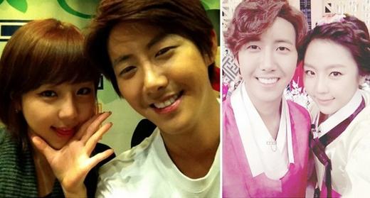 Kwanghee và Yewon luôn thân thiết với nhau bởi cả hai đều sơ hữu tính cách hài hước. Bộ đôi này luôn năng động và thoải mái chia sẻ về nhau trên các show truyền hình.