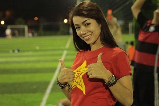 Đỗ Hoàng Yến luôn cháy hết mình vì U19 Việt Nam