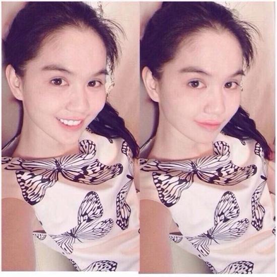 Ngọc Trinh cũng bị hấp dẫn vì U19 Việt Nam
