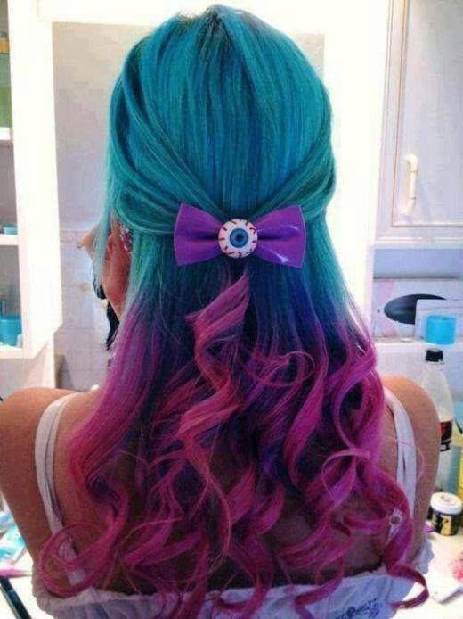 Biến hóa tóc màu cho những ngày cuối năm.