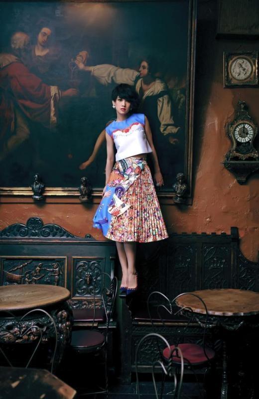 Dương Thừa Lâm ấn tượng trong bộ hình quảng bá album mới.