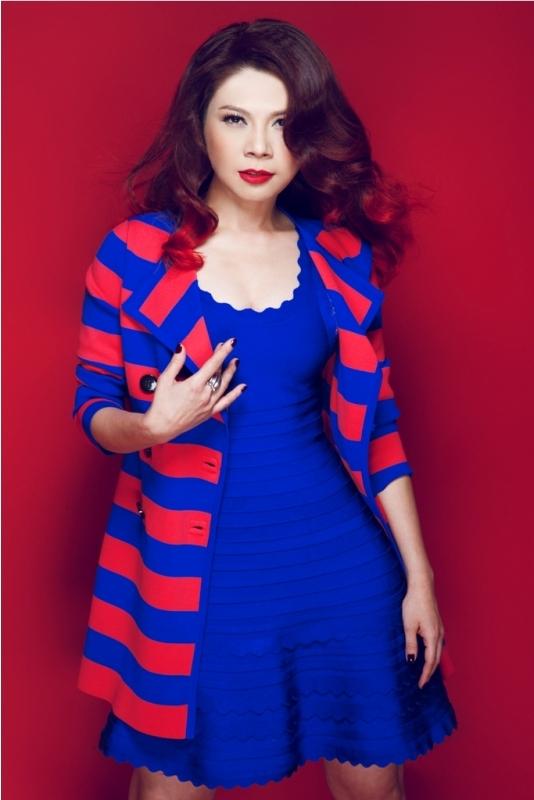 Phương Linh bất ngờ chiếm sóng bản tin giải trí nóng nhất của YAN TV