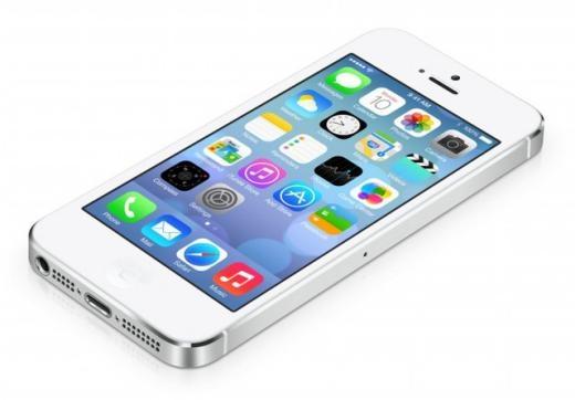 ... khá giống với iPhone 5S của Apple
