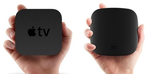 Apple TV và Mi Box của Xiaomi