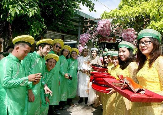Lễ đính hôn của cặp đôi được tổ chức vào ngày 12/11/2014 vừa qua. - Tin sao Viet - Tin tuc sao Viet - Scandal sao Viet - Tin tuc cua Sao - Tin cua Sao
