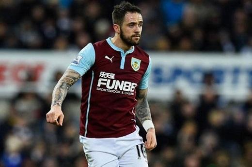4. Danny Hollands (Burnley).