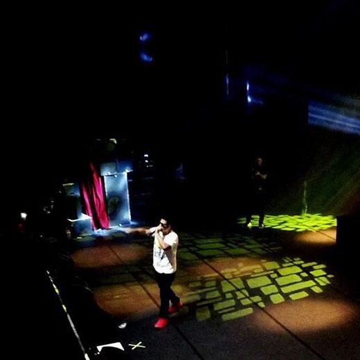 G-Dragon thể hiện sự hâm mộ với rapper ILoveMakonnen.