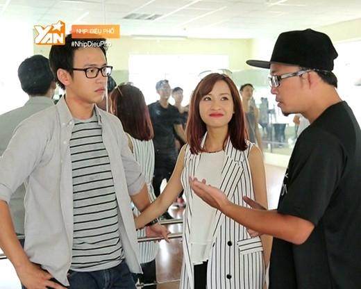 Quang Bảo - Kim Nhã sáng tỏ hơn khi được 'thầy' Hà Lê giảng giải