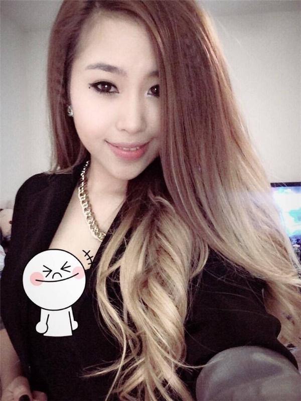 Cô gái xinh đẹpSam, chủ nhân của bài viết được nhiều người chú ý.(Ảnh: NVCC)