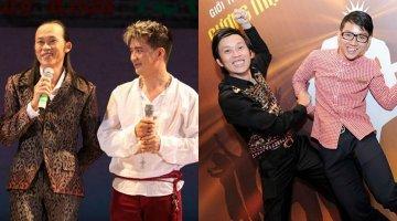 6 gương mặt trong showbiz Việt từng được Hoài Linh đỡ đầu
