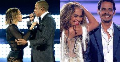 Những cặp tình nhân nổi tiếng đứng chung sân khấu