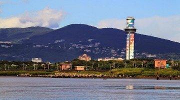 Ghé thăm nhà hàng nằm trên đỉnh lò đốt rác thải ở Đài Loan