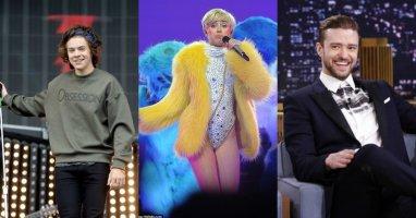 """Ngôi sao nào là """"fan ruột"""" của Miley Cyrus?"""