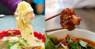 [360 độ SG] 8 món mì lạ của Sài Gòn