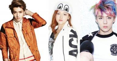 """Kris trách khéo EXO, fan EXO """"khủng bố"""" bạn học của Sehun"""