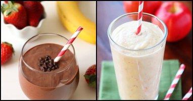 Sinh tố thay bữa sáng: nhanh, ngon, bổ, rẻ