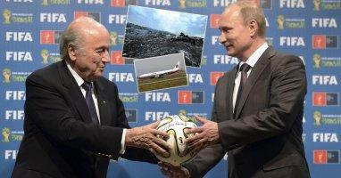 [Bóng Đá] Nga có thể mất quyền tổ chức World Cup vì thảm họa MH17?