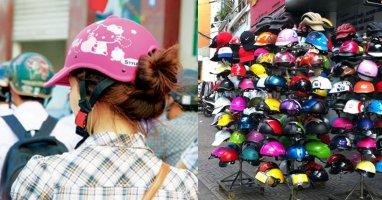 Bí kíp chọn mua mũ bảo hiểm chất lượng dân mạng chia sẻ nhiệt tình