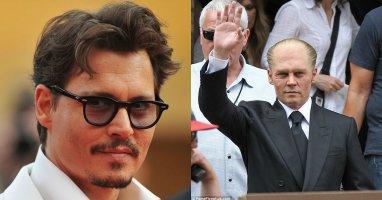 """Ngỡ ngàng khi Johnny Depp lại """"biến hình"""" một cách tài tình"""