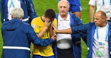 [Bóng đá] Scolari quyết không từ chức sau 2 thất bại thê thảm