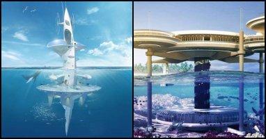 Khám phá những kỳ quan thế giới trong tương lai