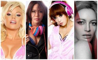4 DJ nữ gợi cảm háo hức được thăng hoa trong ELECTRIC SteamPunk