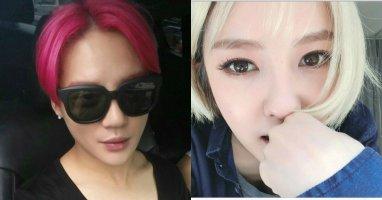 [Mlog Sao] Junsu bất ngờ khoe tóc hồng, Hyomin khoe hình cận mặt