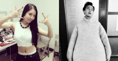 """[Mlog Sao] BoA khoe dáng """"chuẩn không cần chỉnh"""", G-Dragon khoe hình cực dễ thương"""