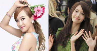 """Victoria vượt mặt Yoona để trở thành """"nữ thần Châu Á"""""""