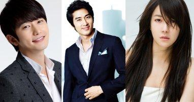 Những diễn viên Hàn không từ bỏ sự nghiệp vì scandal
