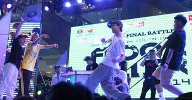Floor Killer IV - Giải đấu Hiphop Quốc tế đầu tiên của Việt Nam