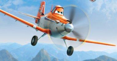 """""""Planes 2: Anh hùng và Biển lửa"""" - Thế giới máy bay đầy màu sắc"""