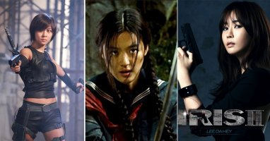 Những đả nữ ấn tượng trong phim Hàn