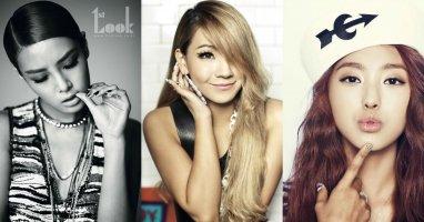 """Những nữ rapper """"cừ"""" nhất K-Pop"""