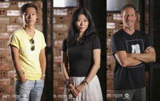 """Dàn """"sao khủng"""" trên ghế nóng Cuộc thi Vietnam Young Spikes 2014"""