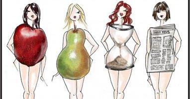Này các nàng, hãy dừng than vãn về cân nặng!