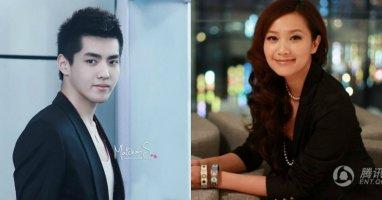Nghi án Kris đang hẹn hò với Từ Tịnh Lôi?