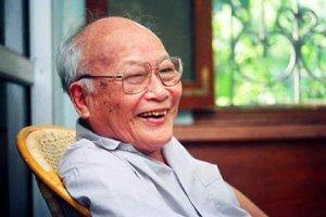 Nhà văn Tô Hoài qua đời ở tuổi 95